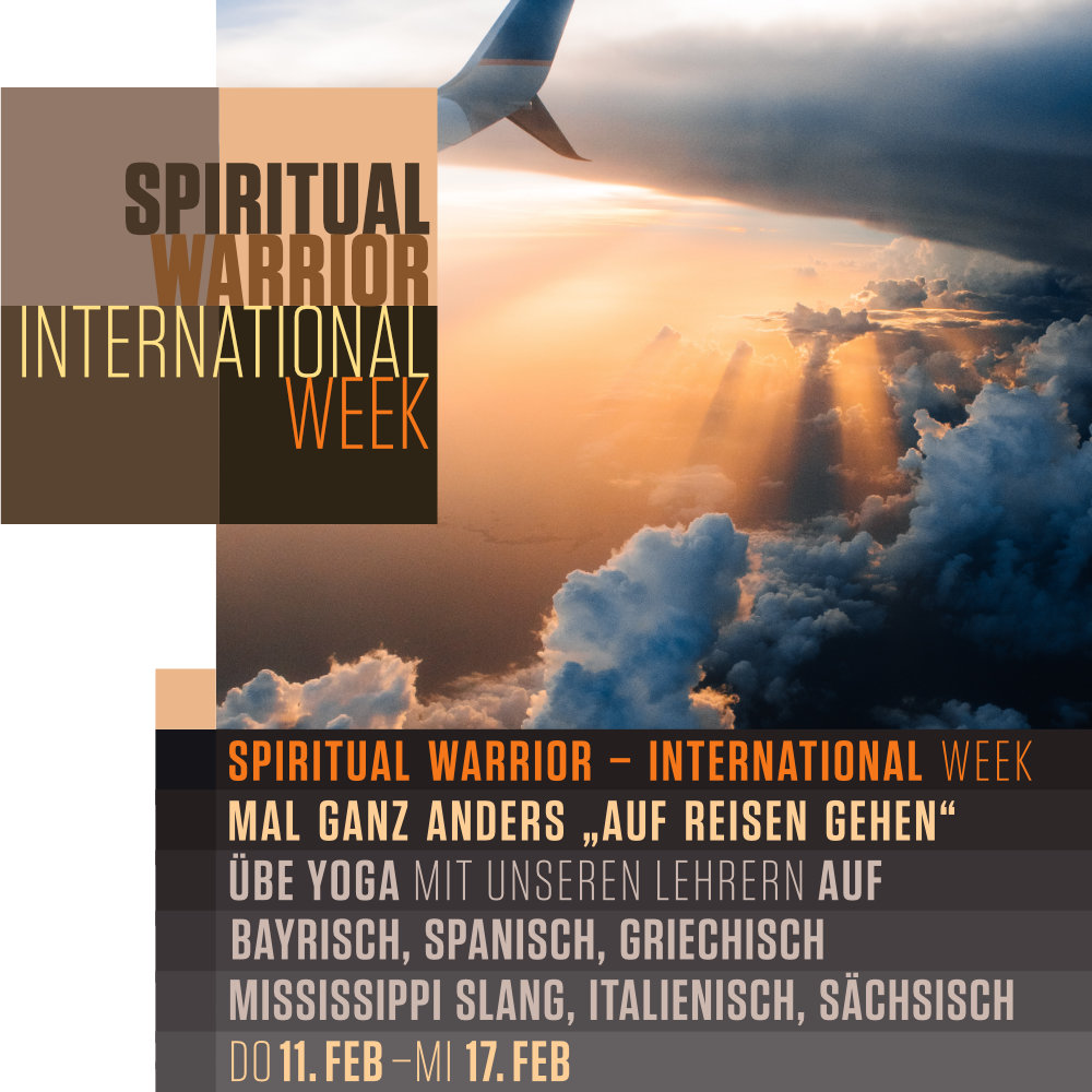 Spiritual Warrior INTERNATIONAL